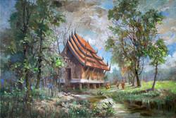 Black Temple Thailand