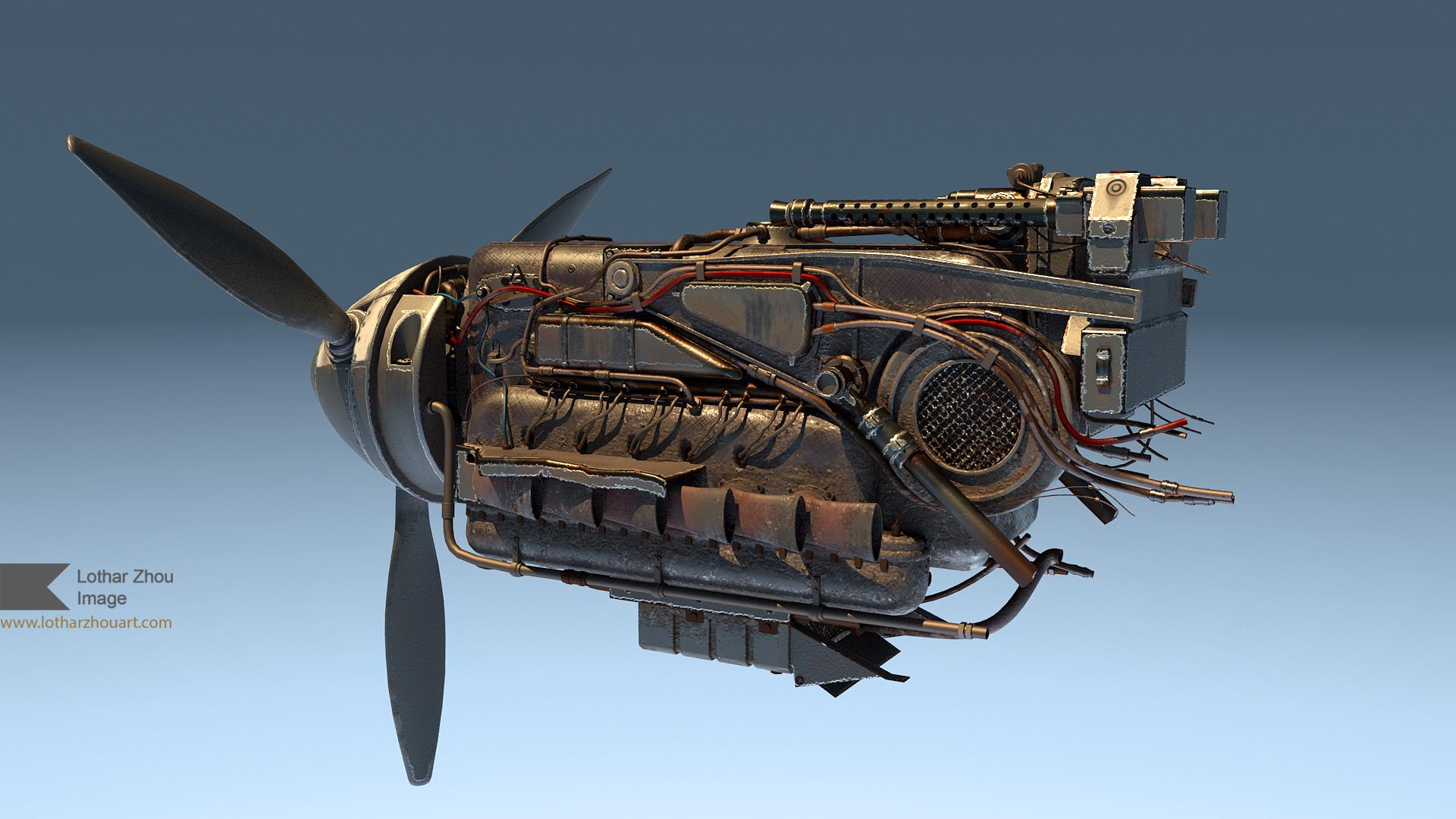 DB603 Engine