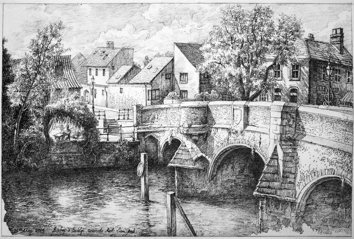 Bishop's Bridge