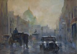 St. Paul in the Rain