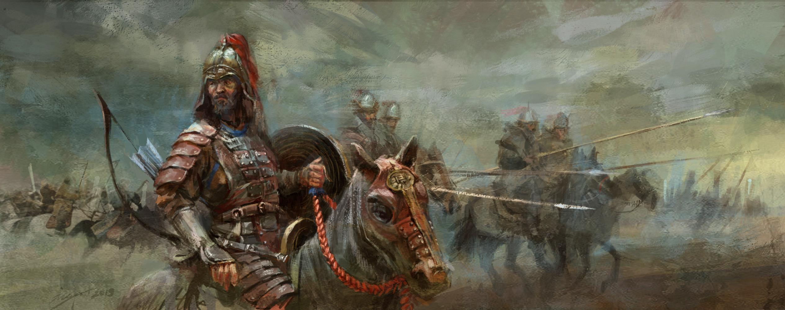 Mongol Cavalry