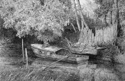 Boat in Breda