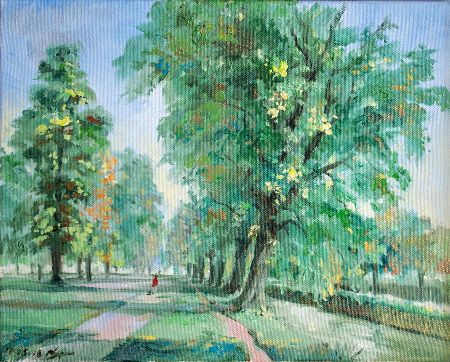 Breda River Mark