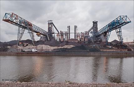 CREDIT VIKTOR MACHA - ArcelorMittal Clev