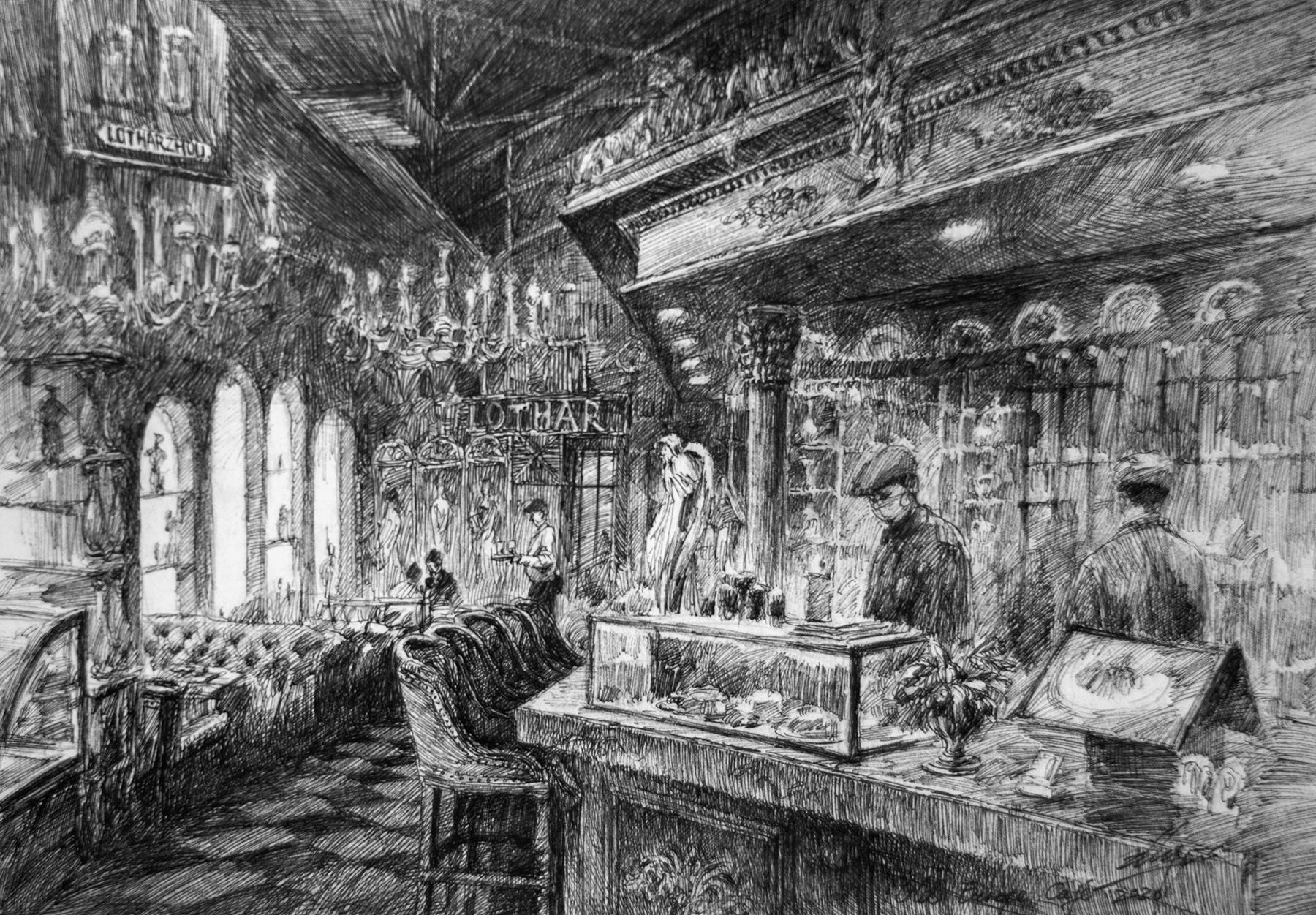 Old Europe Cafe
