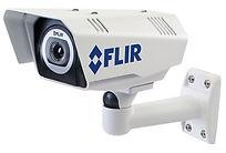 yangın önleme güvenlik termal kamera