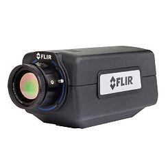flir A6600 Flir A6650 termografi
