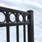 Aluminum Fence with Ring Inserts.jpg