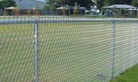 Galvanized Chain Link Fence.JPG