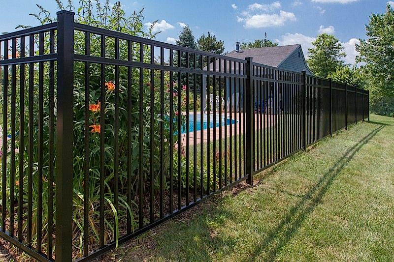 Modified Long Islander Fence
