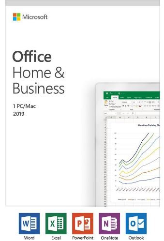 Microsoft Office Home and Business 2019 1-PC License