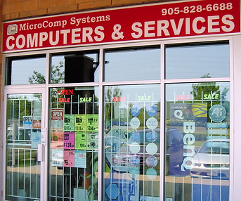 MicroComp Systems - Mississauga