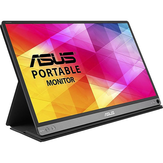 "ASUS ZenScreen MB16AC 15.6"" 1920 x 1080 LCD IPS Portable Monitor"