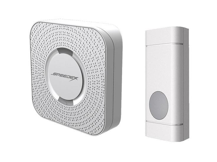 Speedex Wireless Doorbell Waterproof Kit