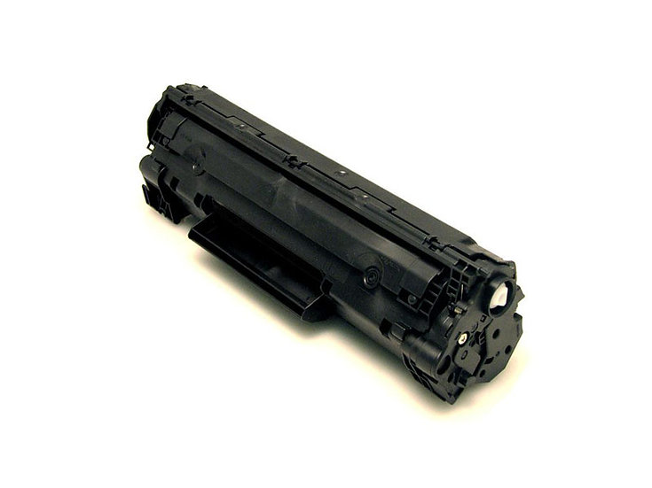 Compatible Toner for HP CB436A, Yield: 2000