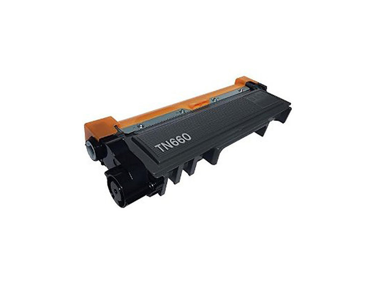 Compatible Toner for Brother TN660, Yield: 2600