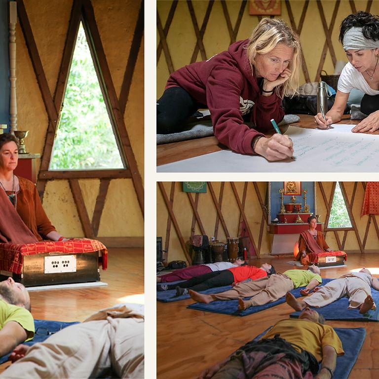 Anahata: Yoga Nidra Teacher Training