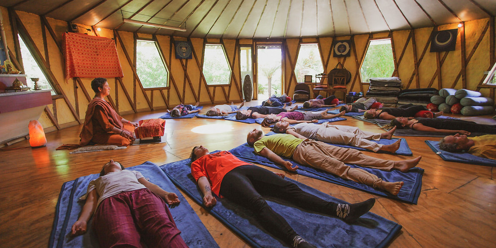 Yoga Nidra and Restorative Yoga Teacher Training