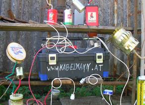 17.08.2020 Feriencamp im Recycling-Kosmos