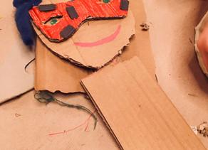 08.03.2020 Super-Held*innen Masken bauen