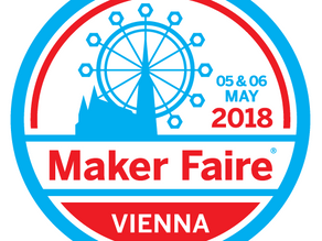 5. & 6.05.2018 Maker Faire Vienna