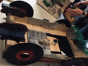 Semesterferien - Fahrzeuge bauen