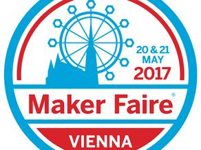 20.-21.05.2017 Recycling-Kosmos auf der Maker Faire Vienna