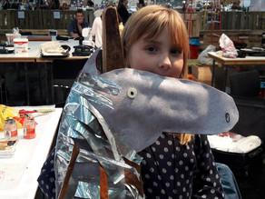 5.05.2018 Kinder Workshop auf Maker Faire Vienna