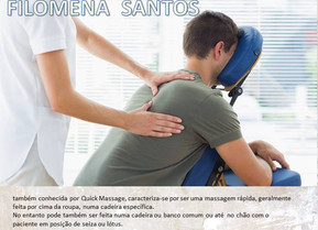 Workshop de Quick Massage Fevereiro