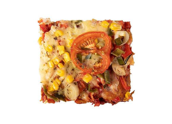 Gemüse Pizza