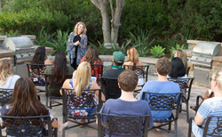 Group Workshop with Dilyse Diaz Santa Clarita Therapist