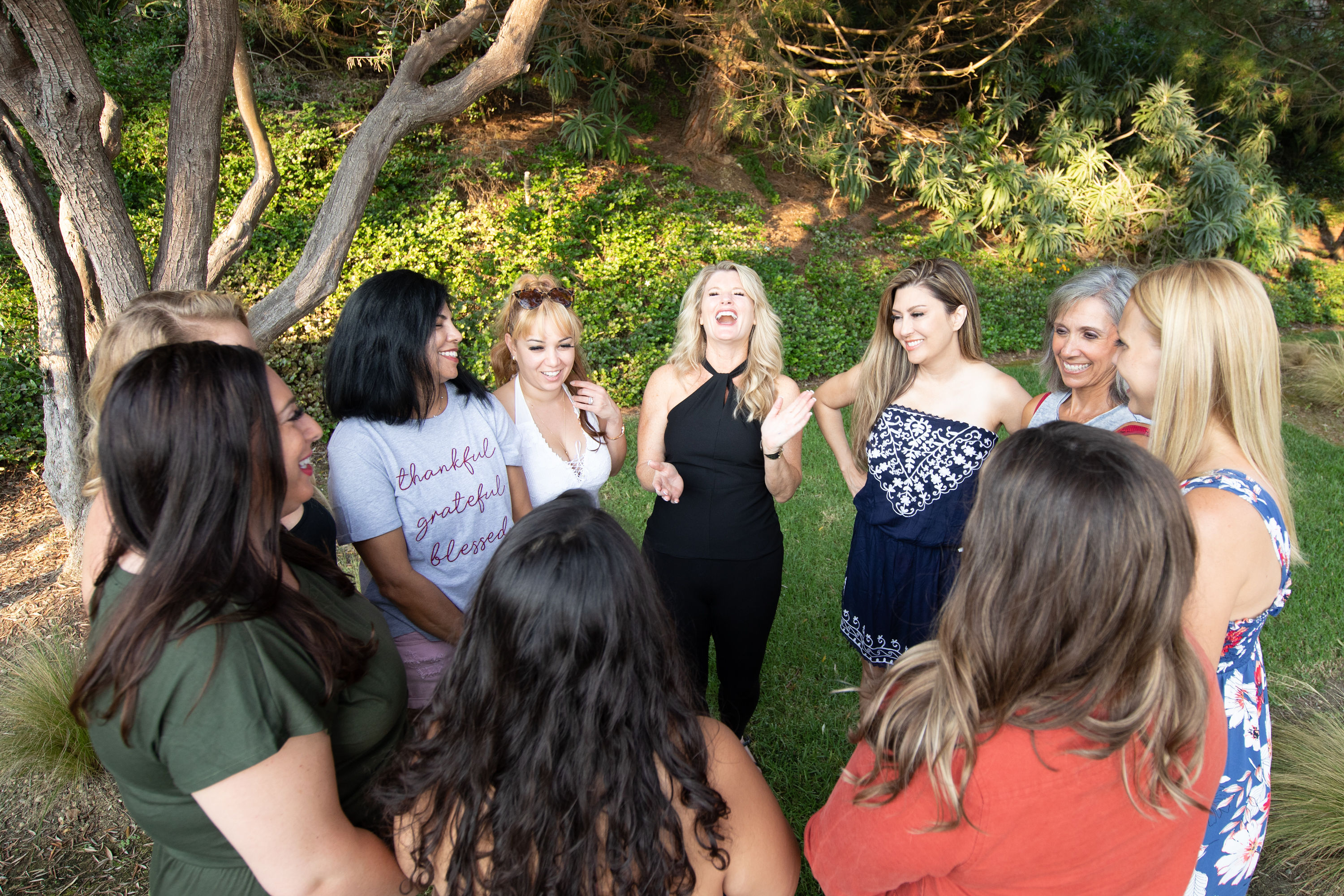 Women's Group With Dilyse Diaz