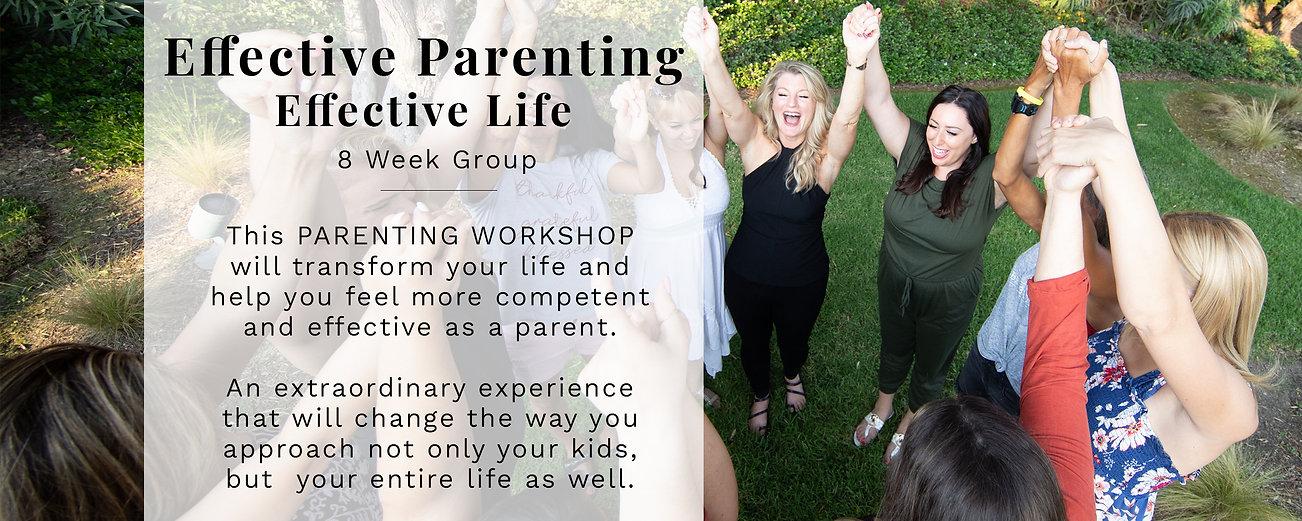 Effective Parenting Effective Life