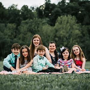 Beverle Tucker Family