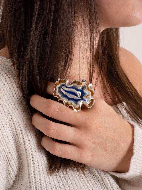 Nudlibranch Ring