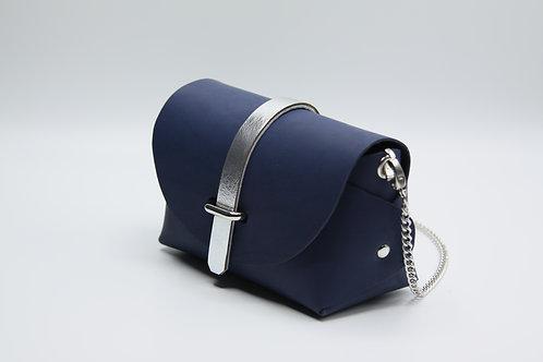 Petit sac passant / Bleu marine