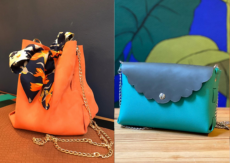 Atelier sac DIY / Grands sacs