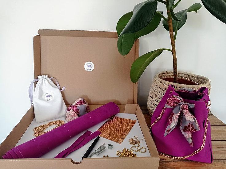 BOX DIY N°3: LE SAC SEAU