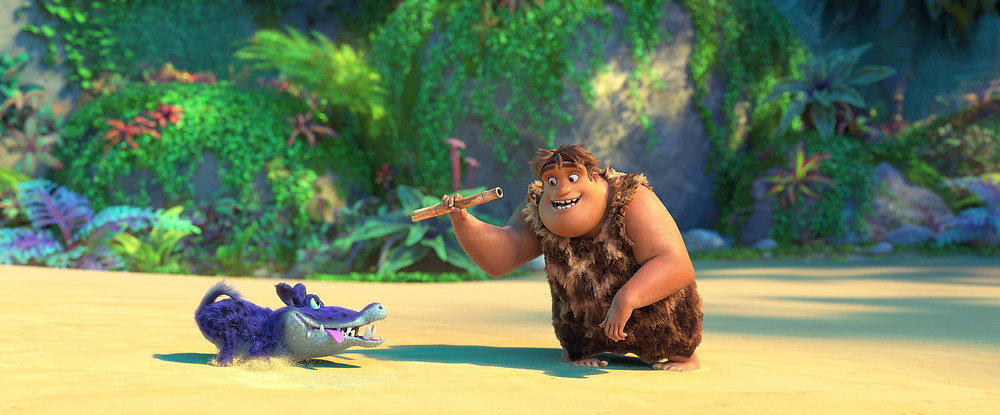 Joel Crawford's The Croods: A New Age