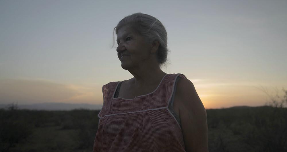 Linda May in Chloe Zhao's Nomadland