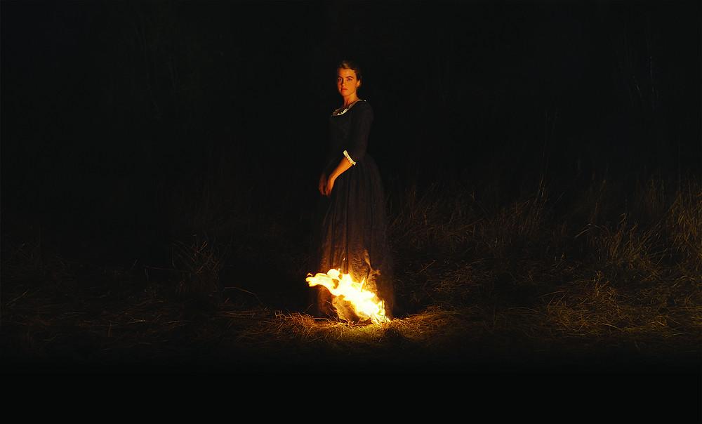 Adele Haenel in Celina Sciamma's Portrait of a Lady on Fire