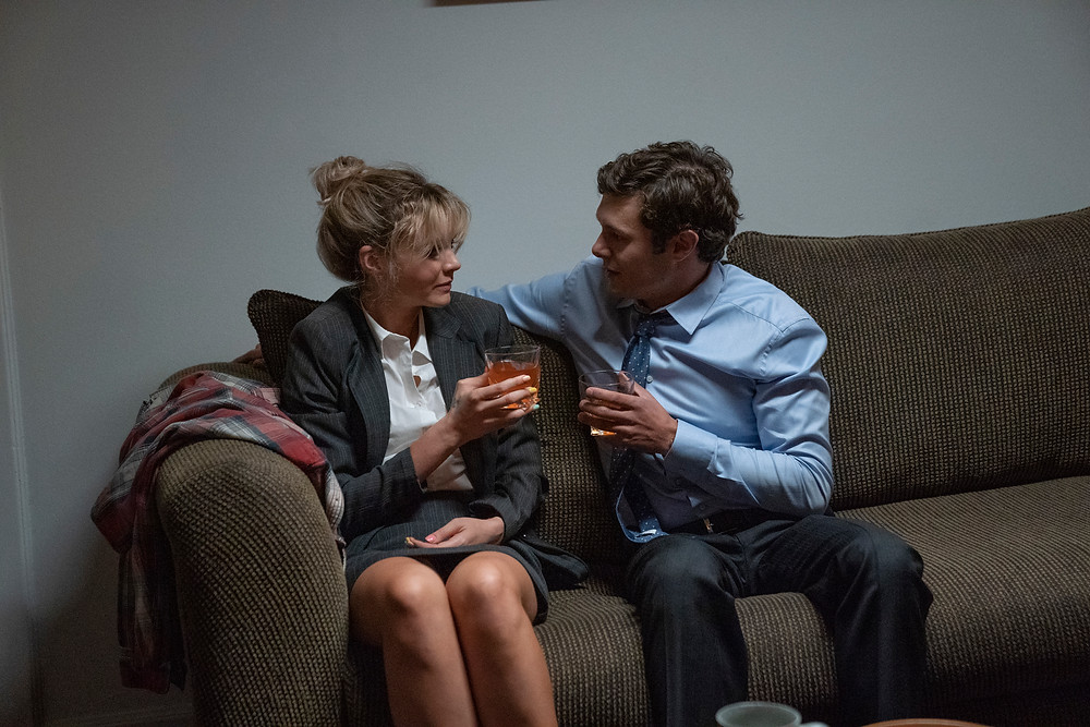 Carey Mulligan and Adam Brody in Emerald Fennell's Promising Young Woman