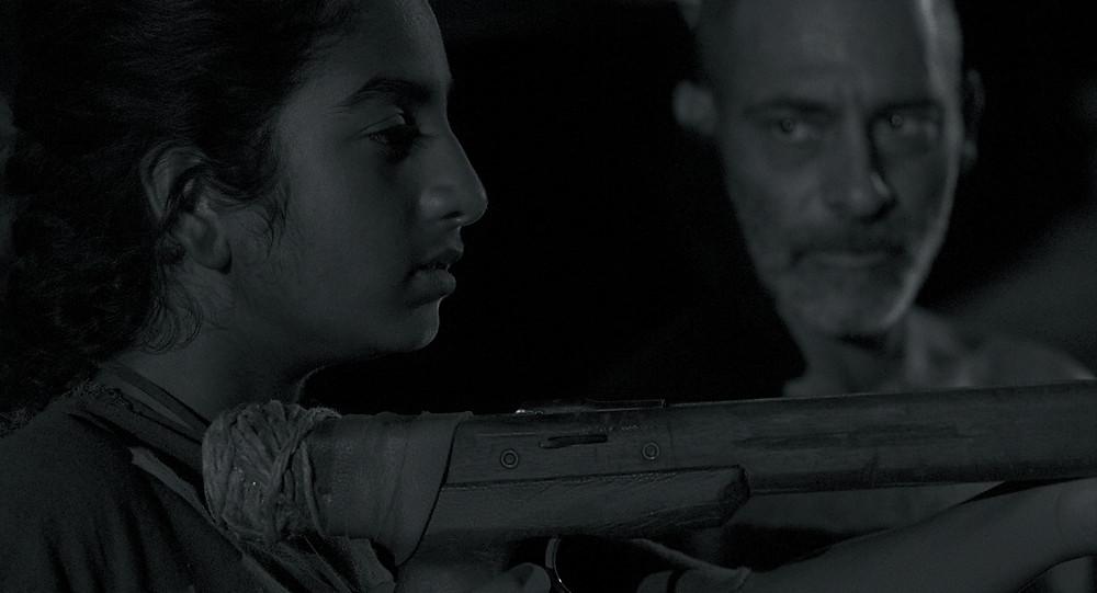 Basima Hajjar and Ashraf Barhoum in Shahad Ameen's Scales