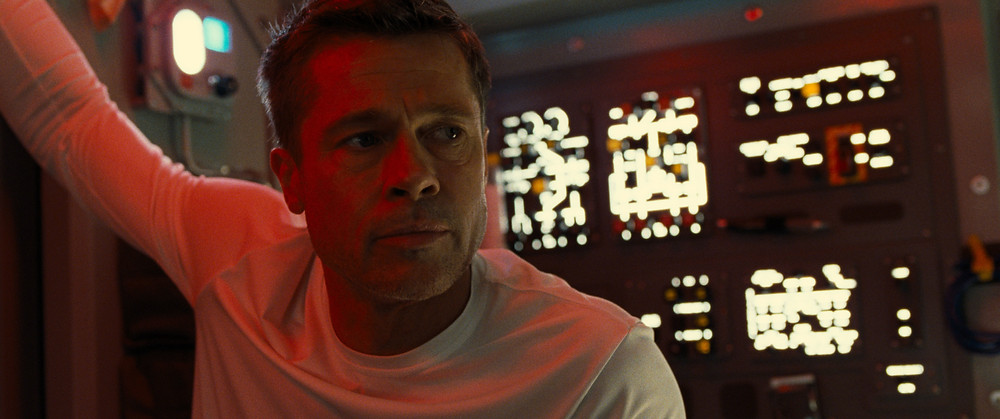 Brad Pitt in James Gray's Ad Astra