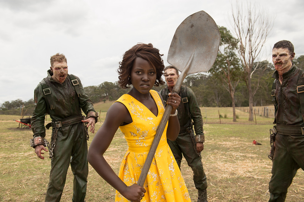 Lupita Nyong'o in Abe Forsythe's Little Monsters
