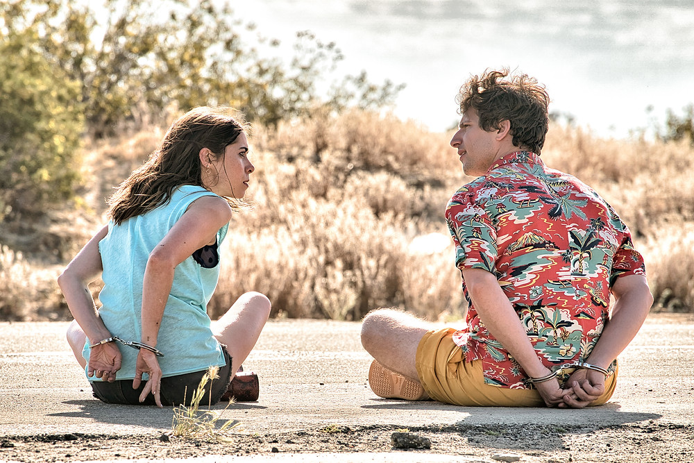 Cristin Milioti and Andy Samberg in Max Barbakow's Palm Springs