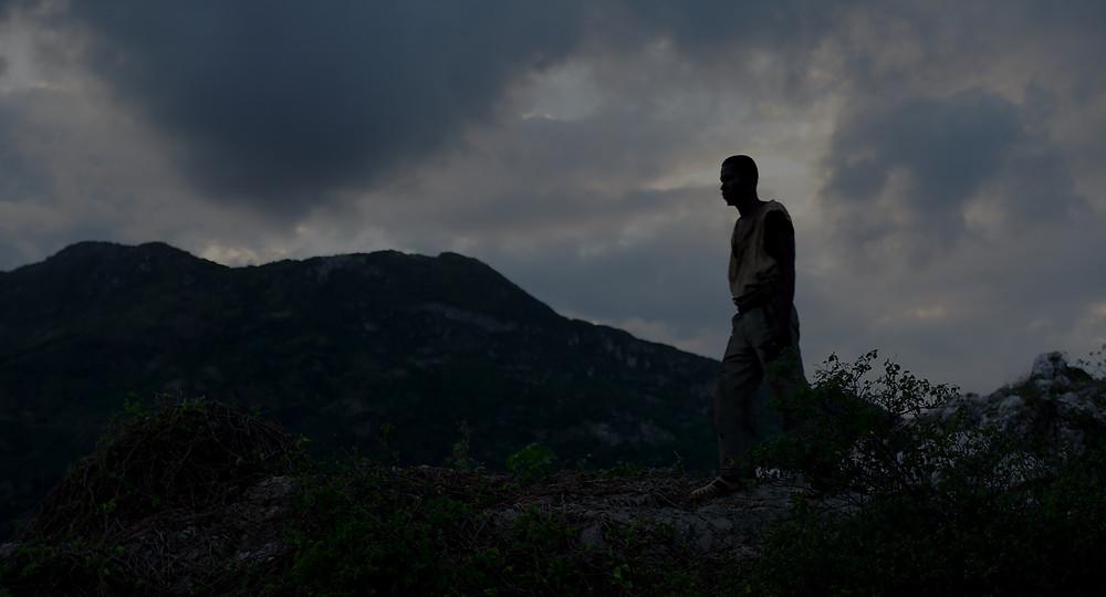 Mackenson Bijou in Bertrand Bonello's Zombi Child