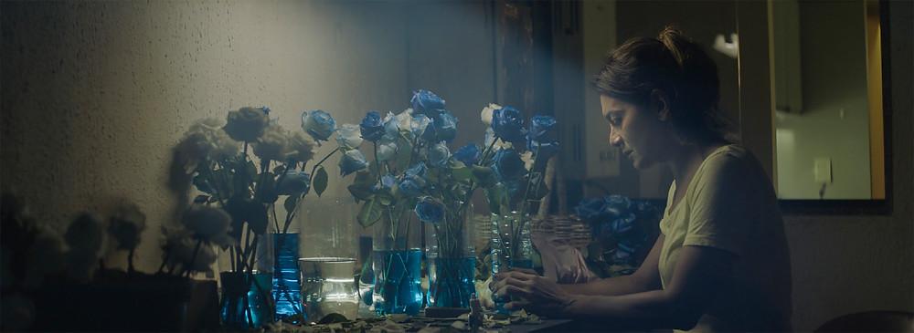 Dira Paes in Gabriel Mascaro's Divine Love