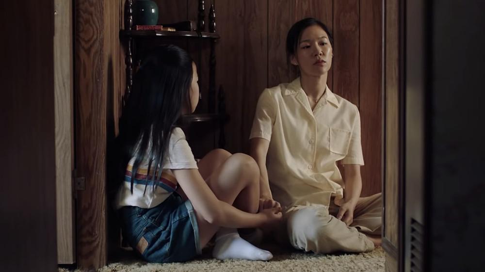 Noel Cho and Han Ye Ri in Lee Isaac Chong's Minari