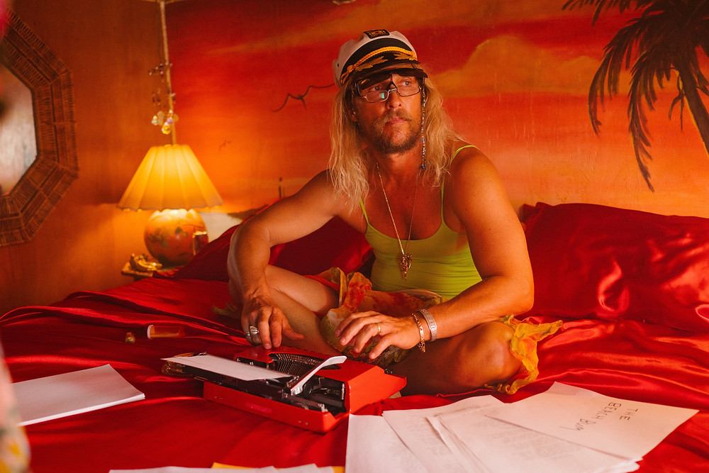 Matthew McConaughey in Harmony Korine's The Beach Bum